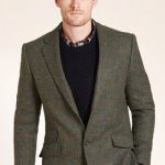 M&S | Sartorial Pure Wool check Jacket | £129