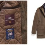M&S | Wool Field Jacket | £159