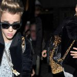 Justin Bieber | Leopard Print Backpack | Shop