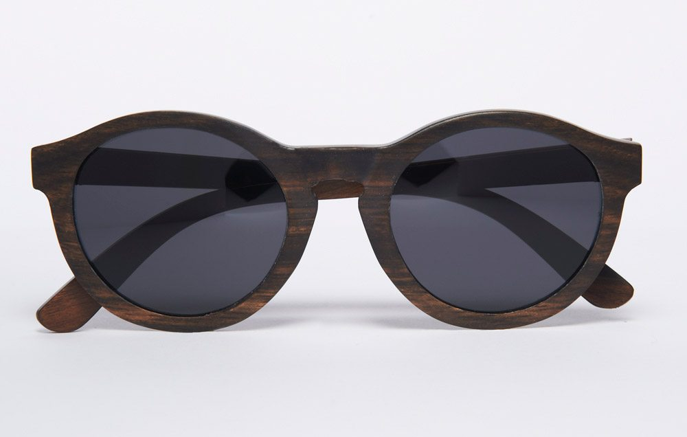 Bosworth_Ebony_Front_Finlay_&_Co_Wooden_Wood_Sunglasses