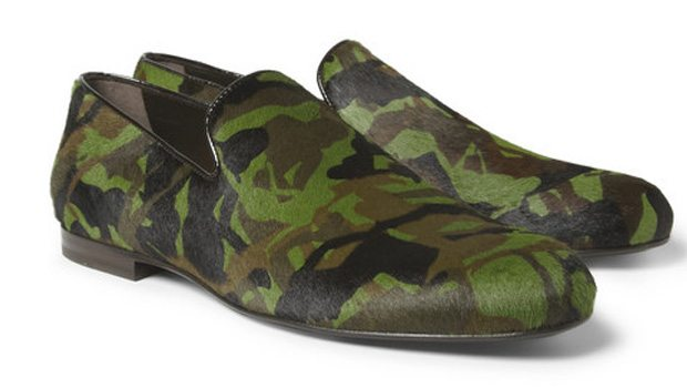 Camouflage Obsession | Shoes