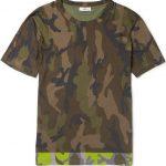 Valentino-Camouflage-T-Shirt-Neon