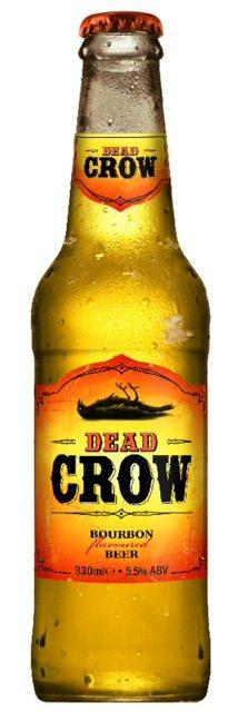Dead Crow Bourbon Flavoured Flavored Beer
