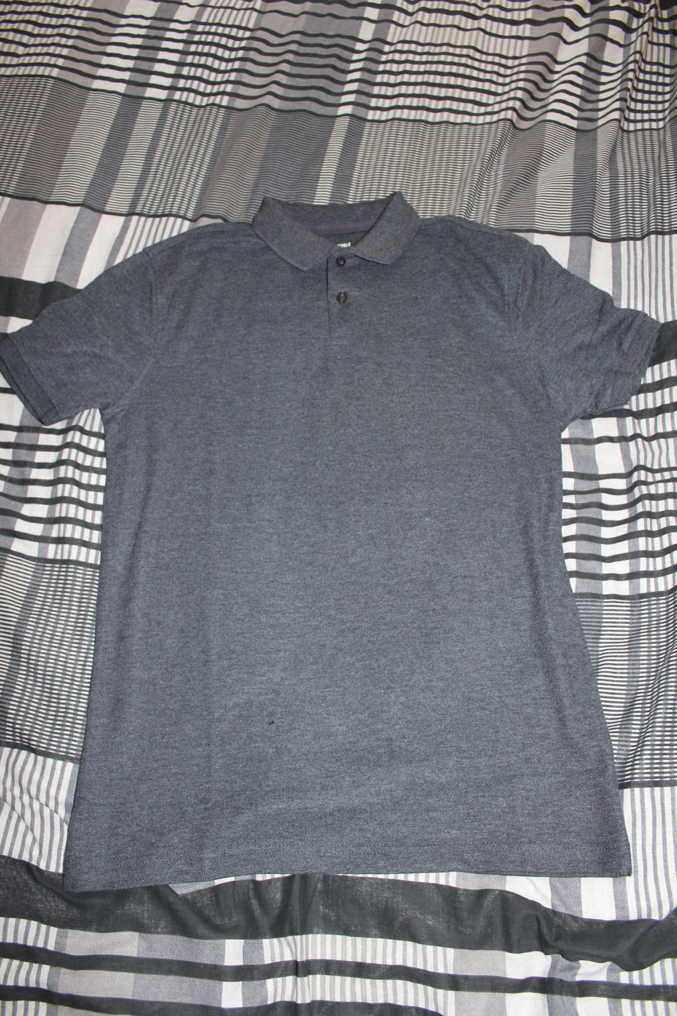 Mens_Menswear_Style_Primark_Navy_Polo_Shirt