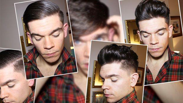 How I have my hair cut