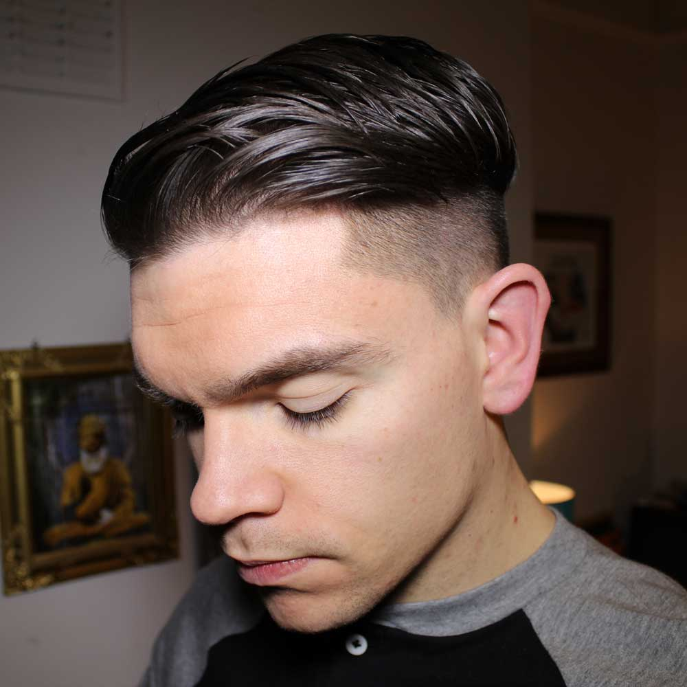 Gareth Bale Haircut 2014