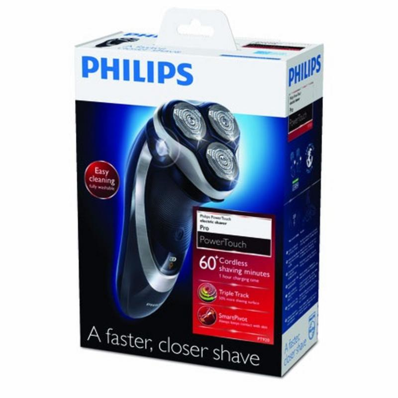 philips pt920 powertouch pro shaver review. Black Bedroom Furniture Sets. Home Design Ideas
