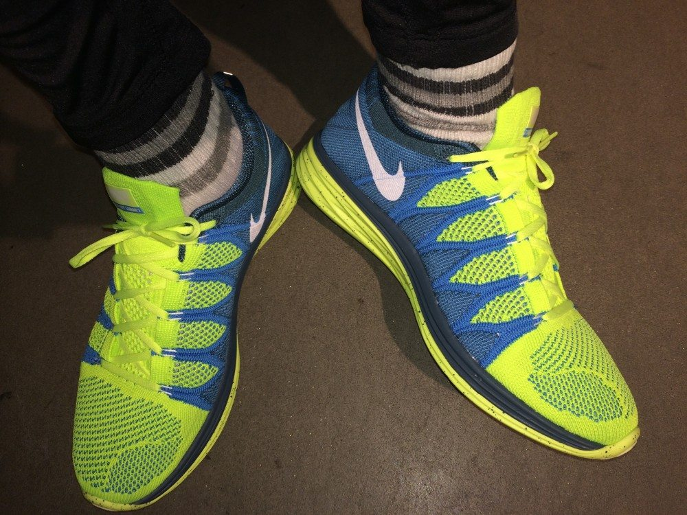 nike flyknit lunar2 run review. Black Bedroom Furniture Sets. Home Design Ideas