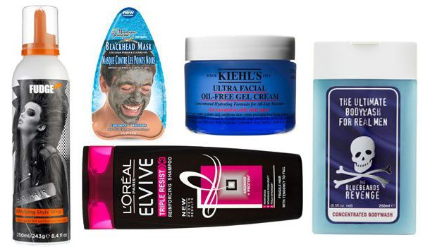 Male Grooming | April 2014 Favourites