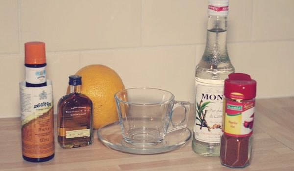 Spiced Old Fashioned | How To