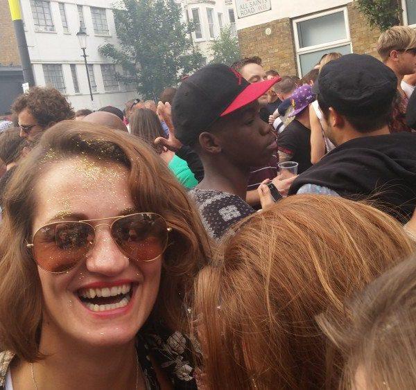 Robin James Man For Himself Notting Hill Carnival LG G3 2