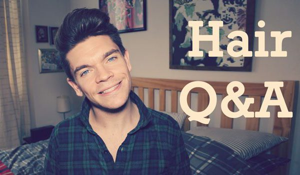 Men's Hair | Q&A