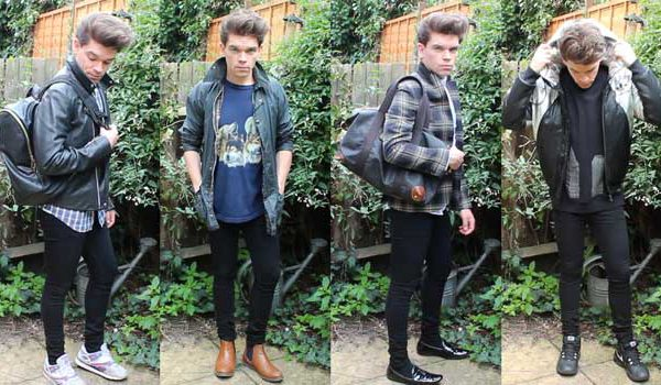 How I Style Skinny Jeans