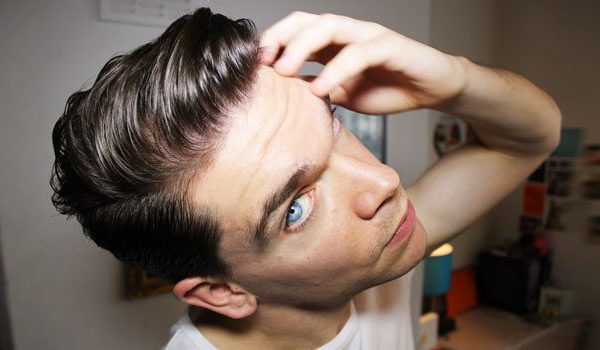 Men's Everyday Hairstyle | How To