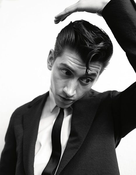 alex turner hair style alex turner elephant s trunk hairstyle how to 7742