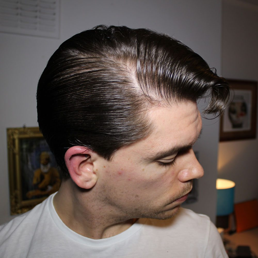 how to style your hair like alex turner alex turner elephant s trunk hairstyle how to 6213