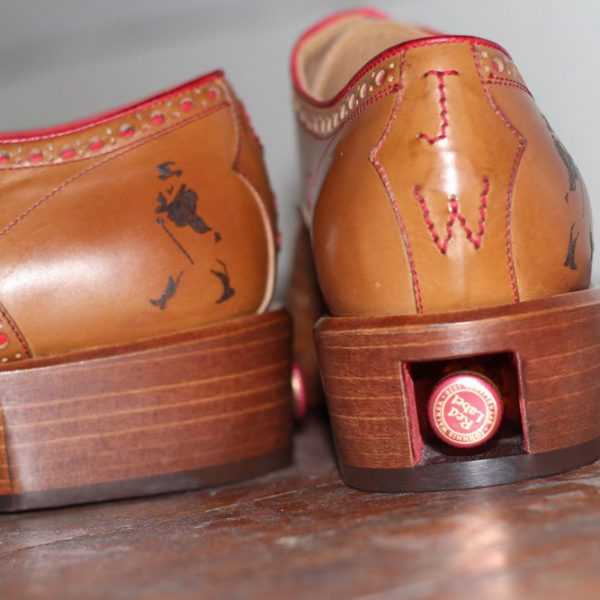 Oliver-Sweeney_Johnnie-Walker_Brogues_Robin-James_The-Utter-Gutter_Heel_Bottle_Signature_Logo