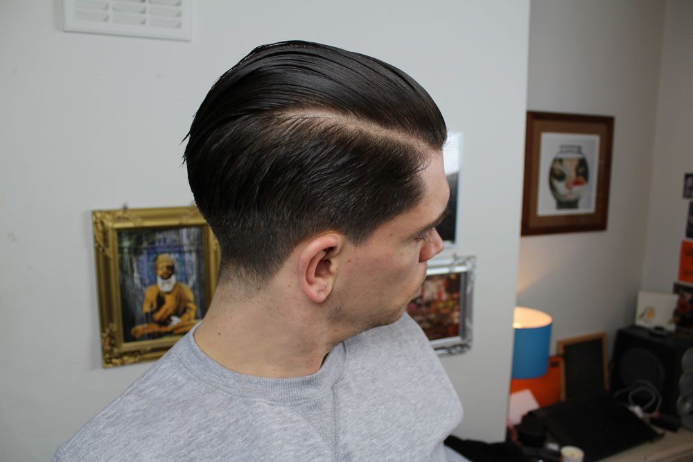 G Eazy Hairstyle Haircut How To Tutorial Razor Part