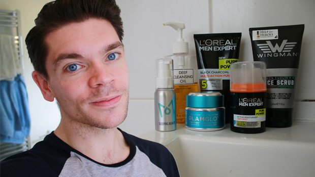 Skincare-Routine-Robin-James-The-Utter-Gutter-TUG