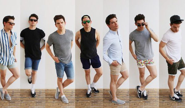 Men's Style | Shorts Lookbook