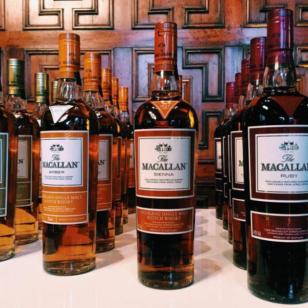 The Macallan 1824 Series