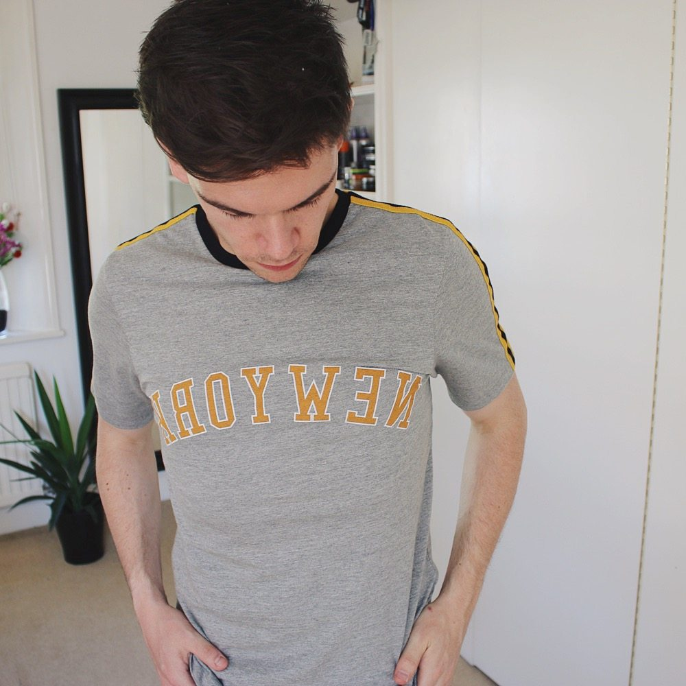 Topman Haul - New York t-shirt