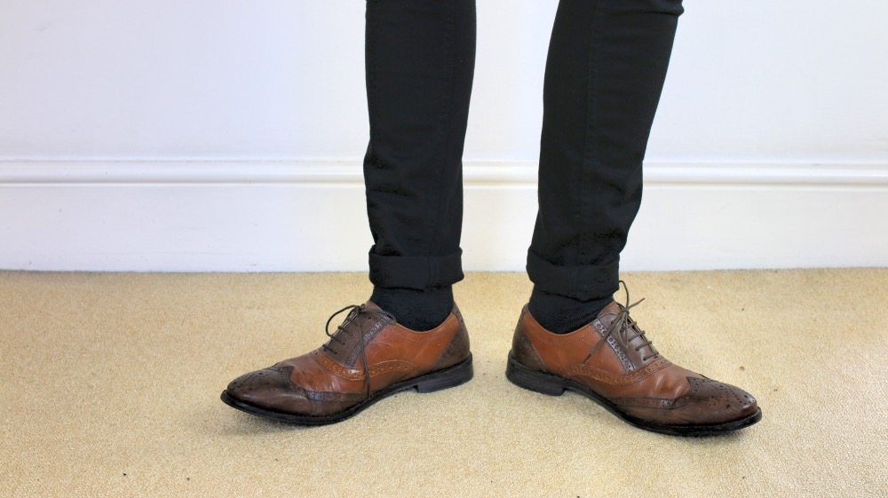 Mens-Shoe-Collection-ASOS-Brown-Oxford-Shoes-Brogues
