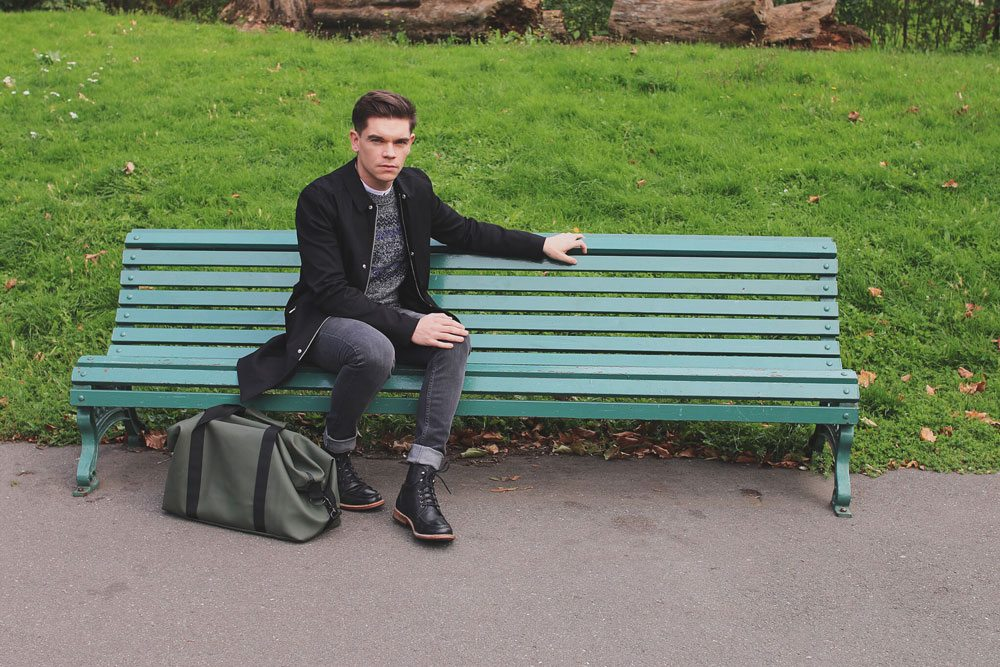 Robin-James-Menswear-Autumn-Fall-Bench
