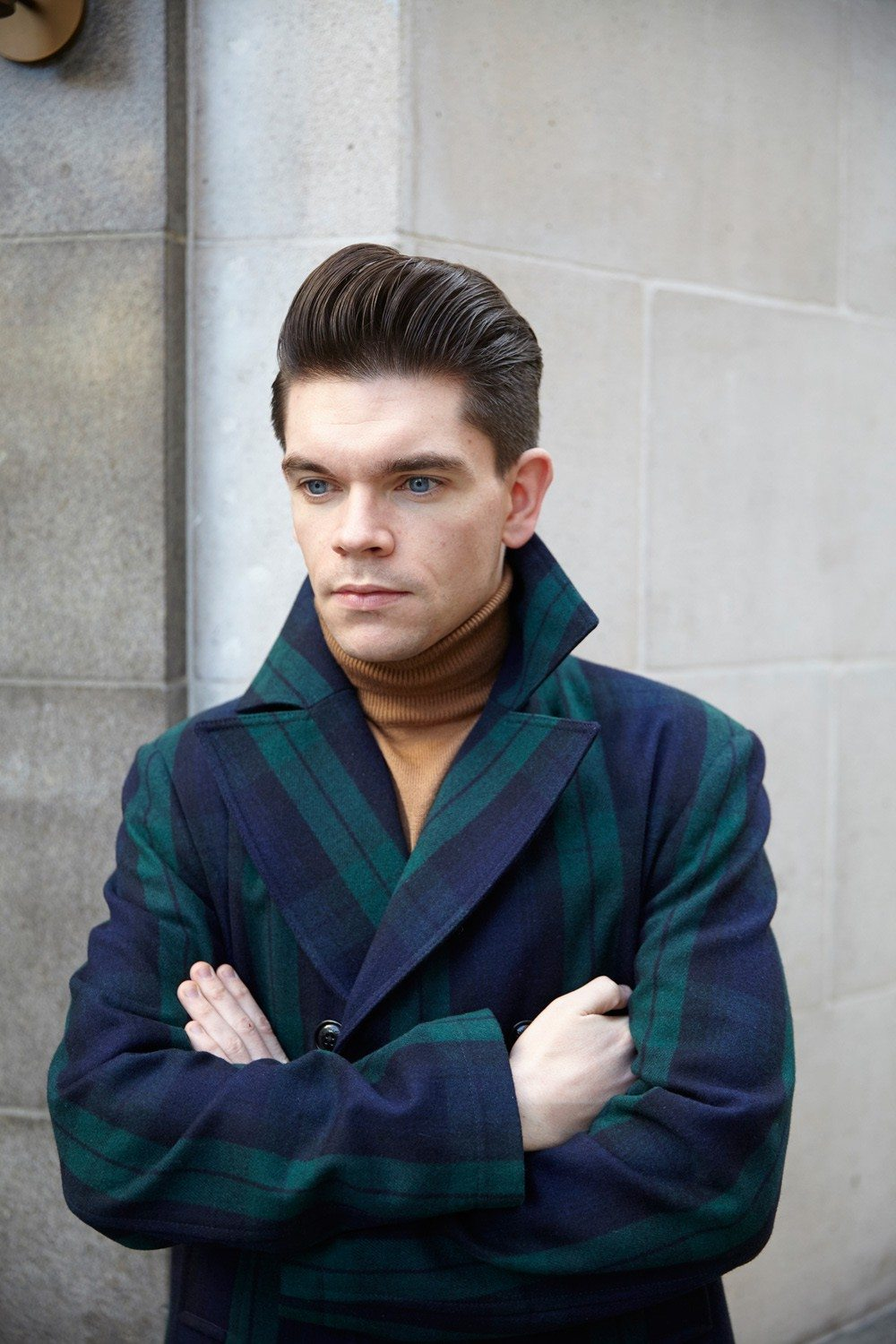 Pompadour | Robin James | Man For Himself