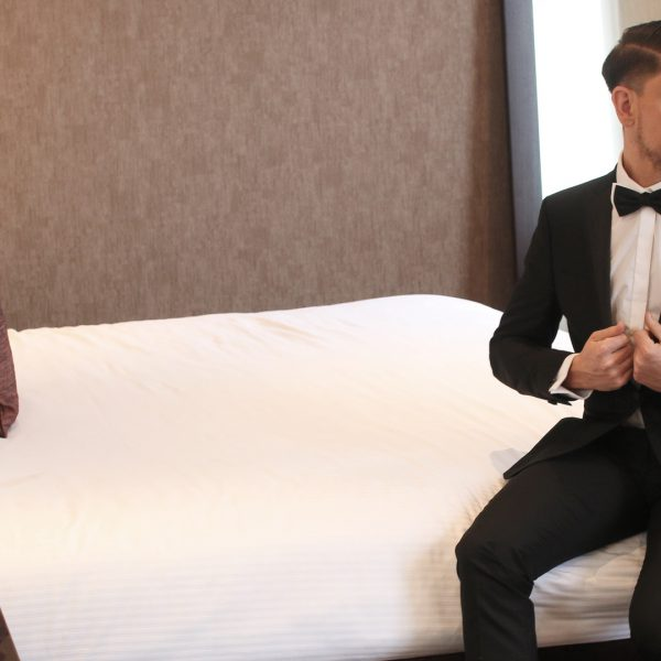 What To Wear To Prom   Three Suit Options