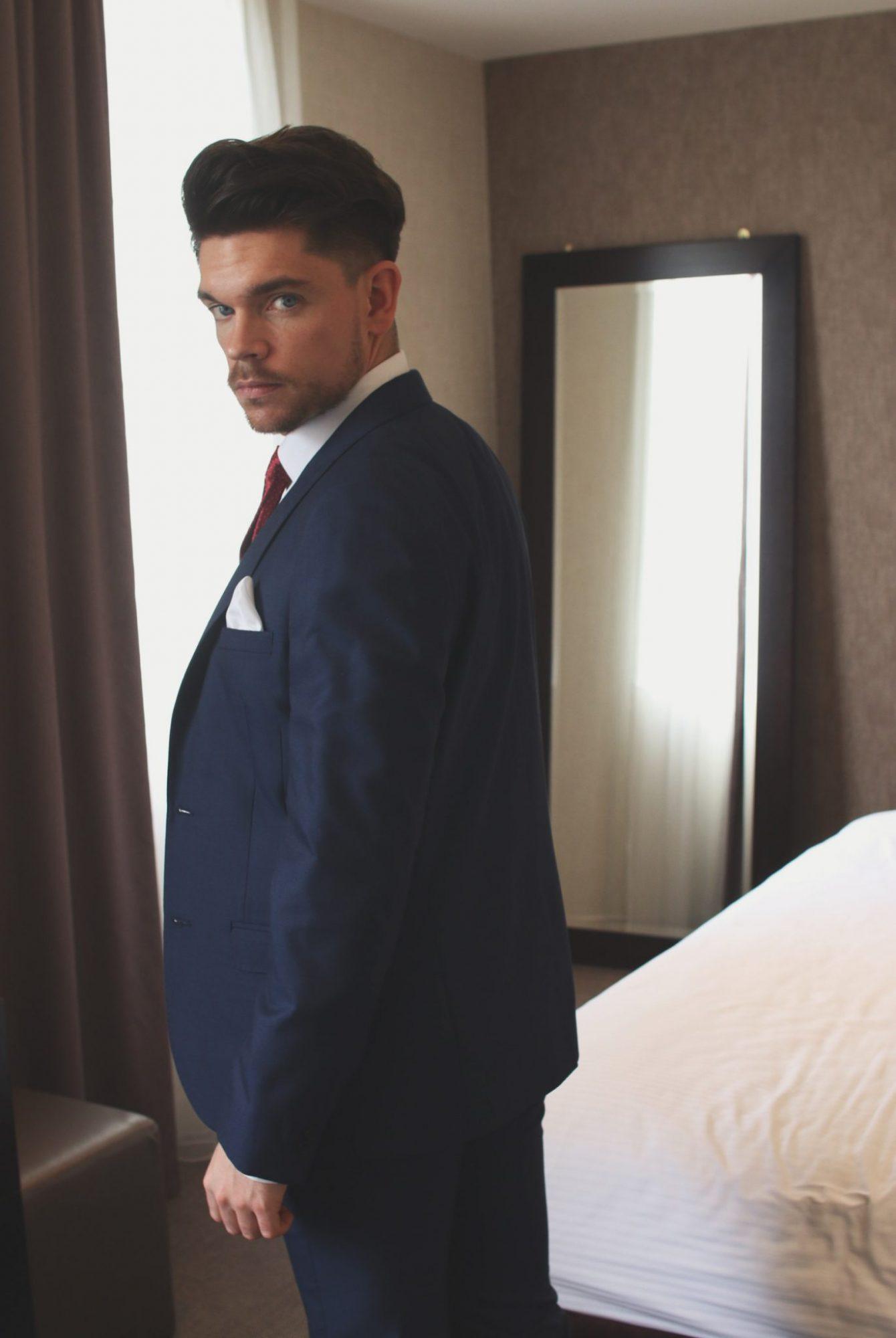 Robin James Man For Himself Prom Suit