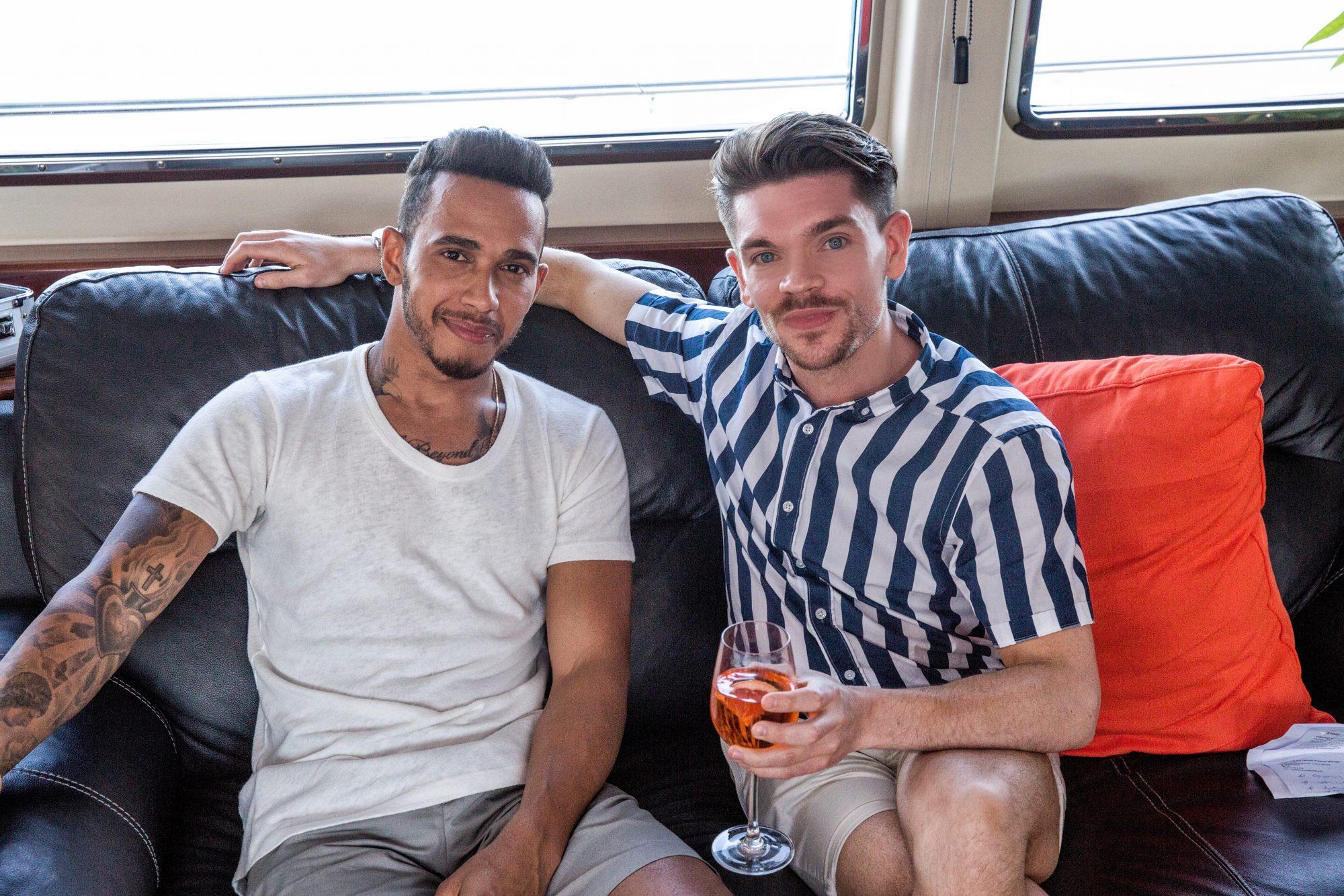 Lewis-Hamilton-Robin-James-Man-For-Himself-Interview