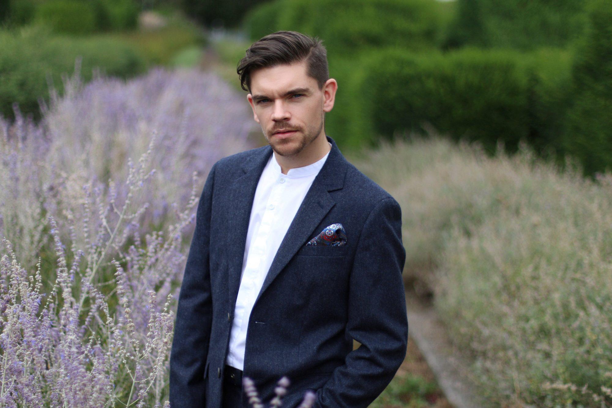 Man For Himself Jack Wills Bloomsbury Suit