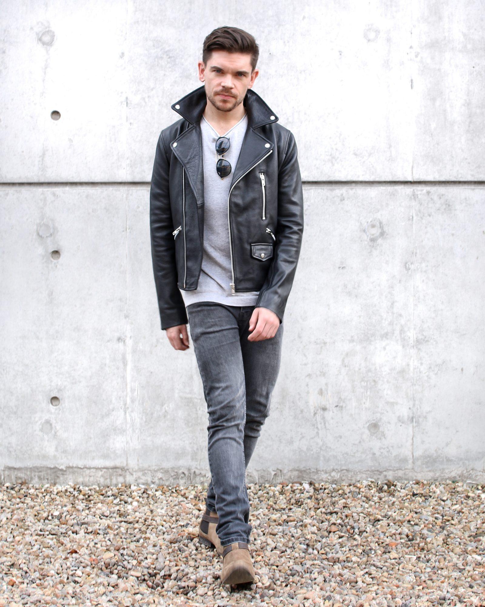 Best Leather Jacket Topman