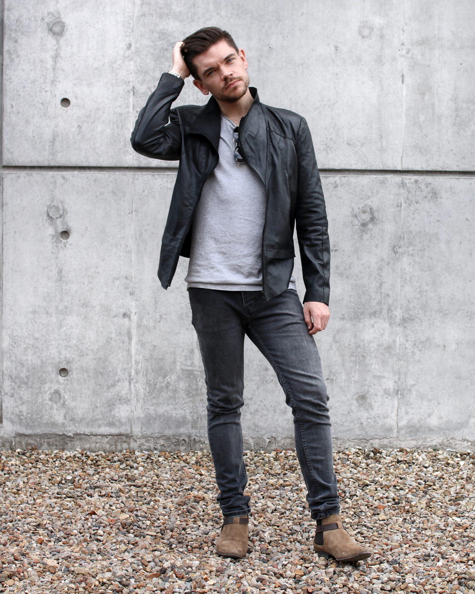Best Leather Jacket Zara