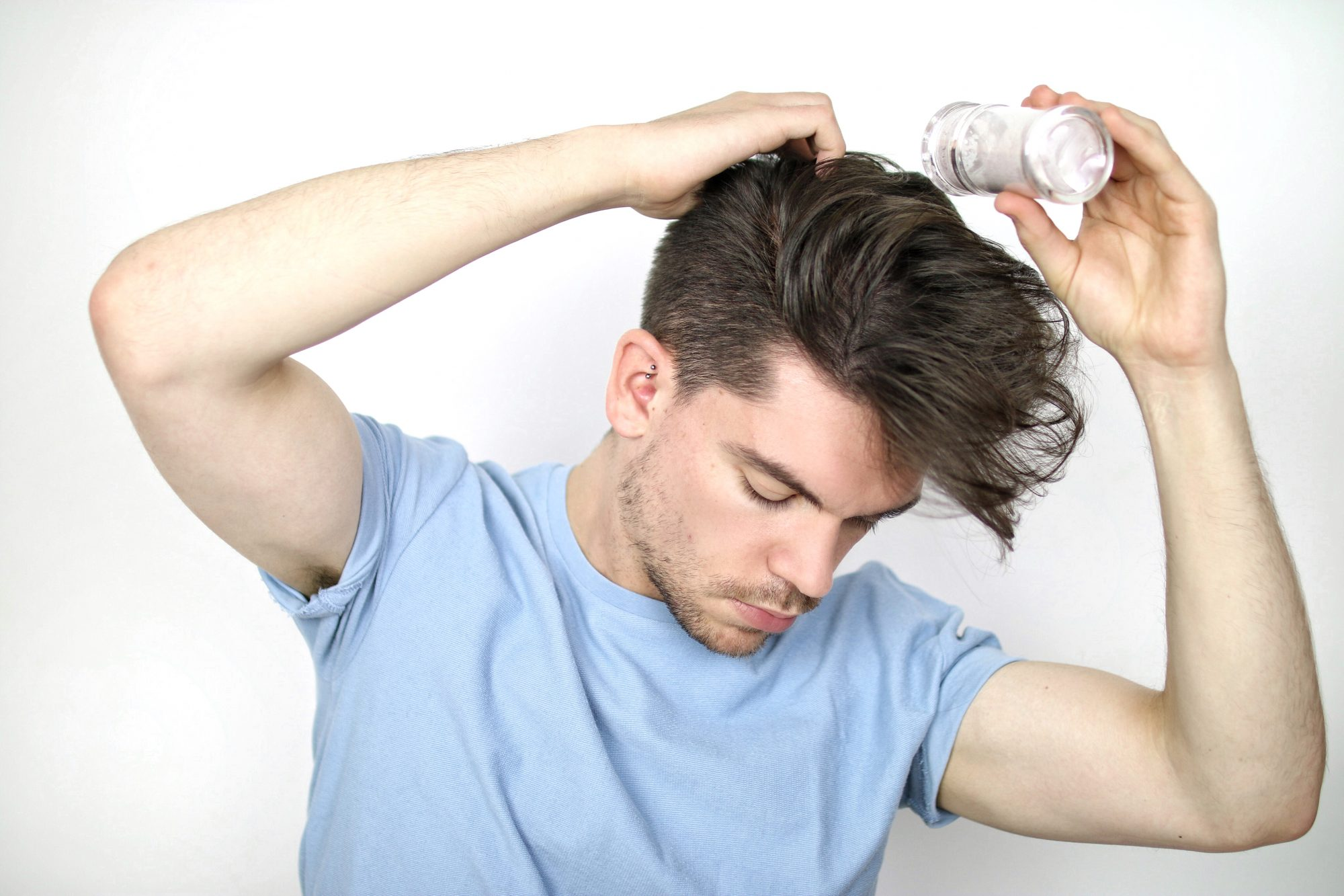 DIY-Dry-Shampoo-Man-For-Himself