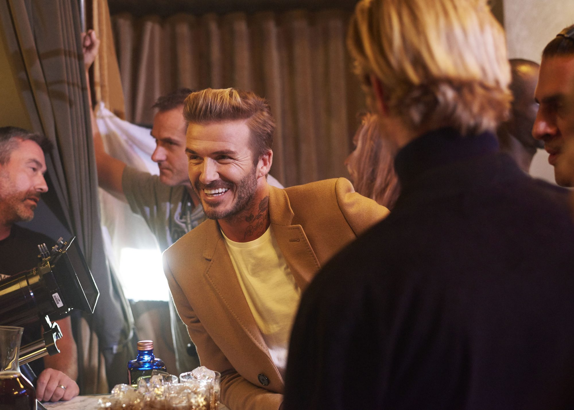 David Beckham Haig Club Clubman whisky