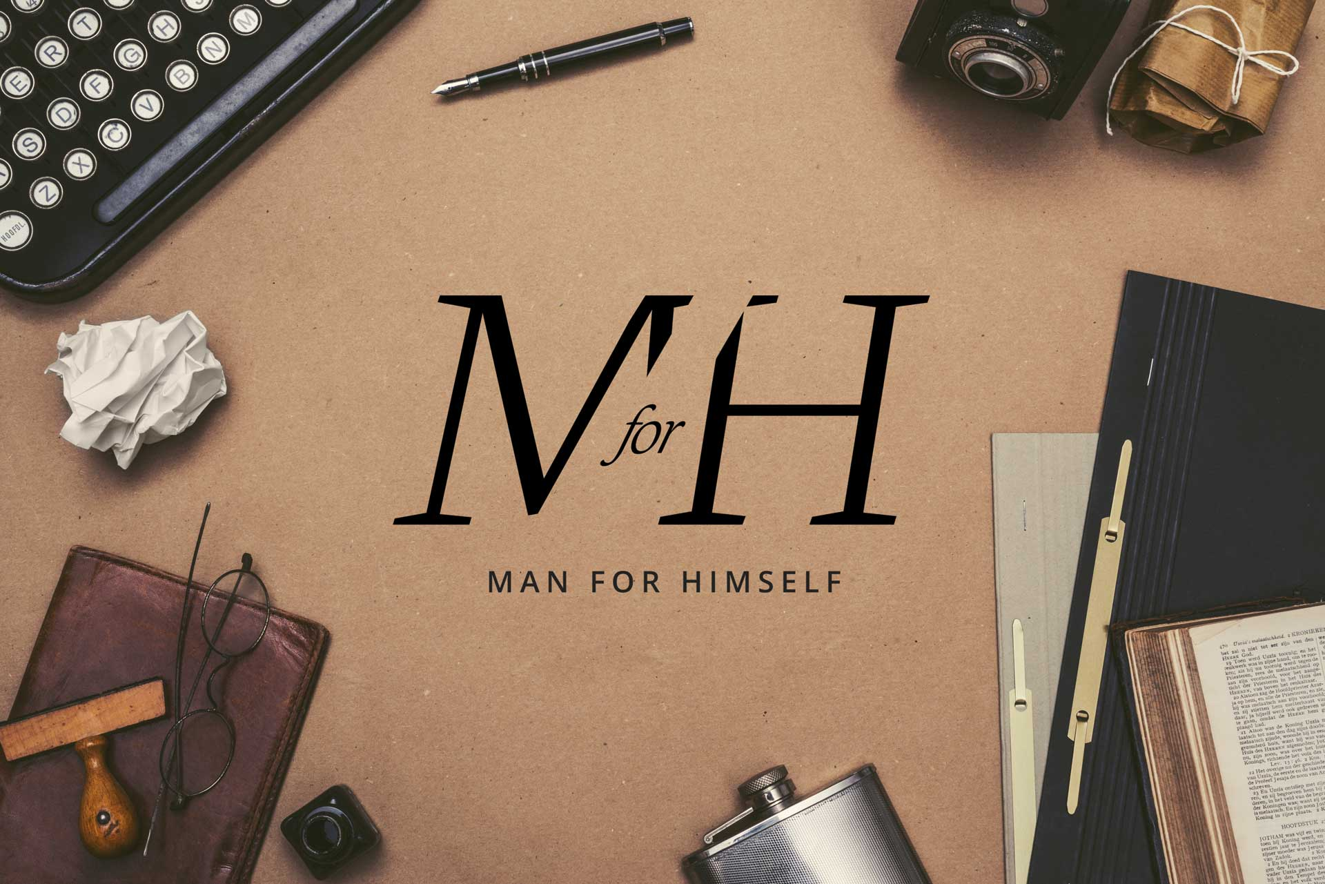 write-for-man-for-himself