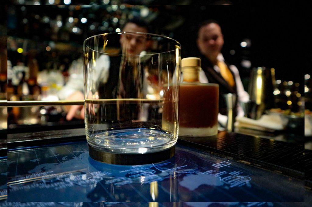 Jack Daniels Cocktail The Savoy Beaufort Bar London