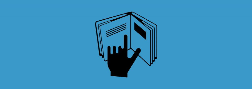 what-does-the-hand-booklet-symbol-mean