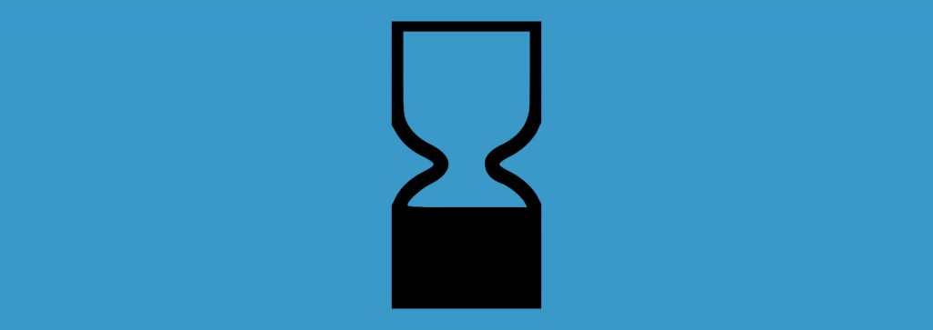 what-does-the-hourglass-symbol-mean