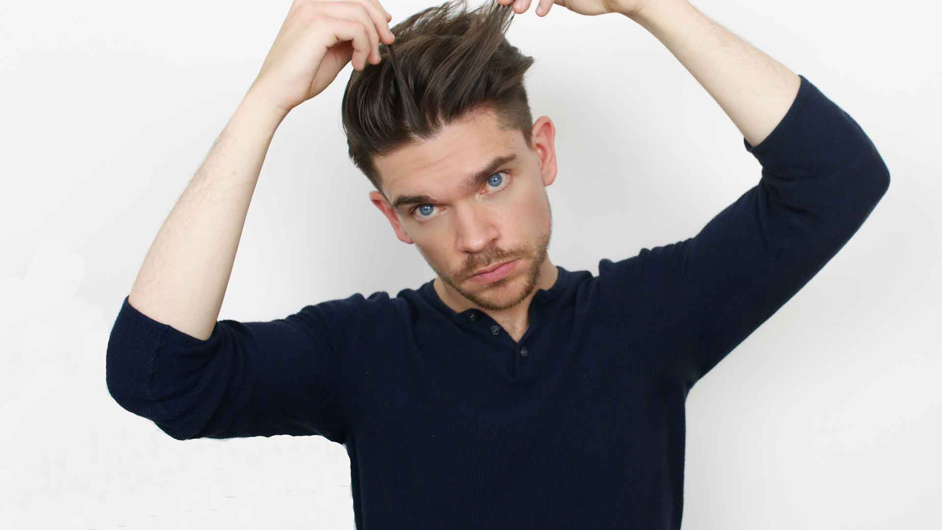 7 Top Tips For Guys With Fine and Thinning Hair | Men's Hair