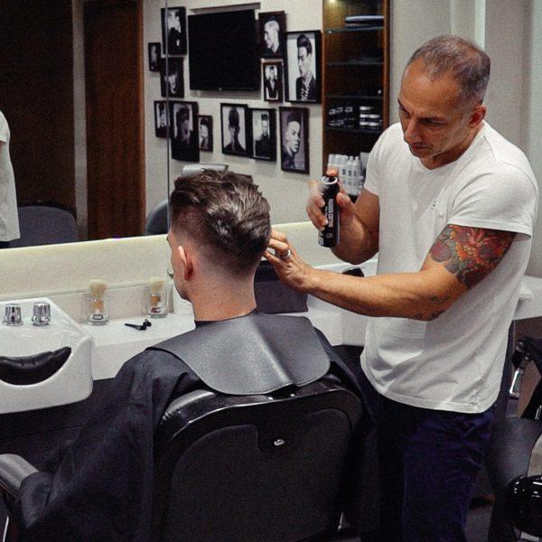 Men's Haircut | Precision Fade Undercut | Step-By-Step Tutorial
