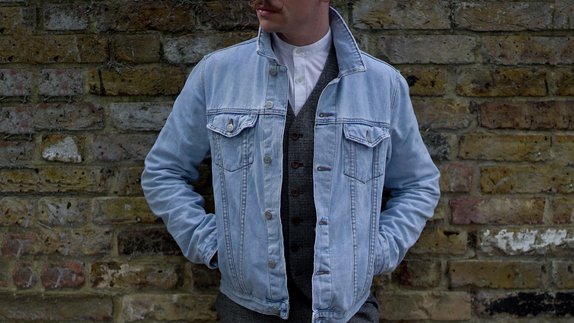 Men's Denim Jackets | Shop The Trend