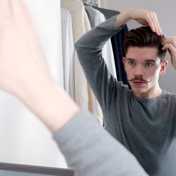 Your Hair Parting: Which Way To Style | Explained!