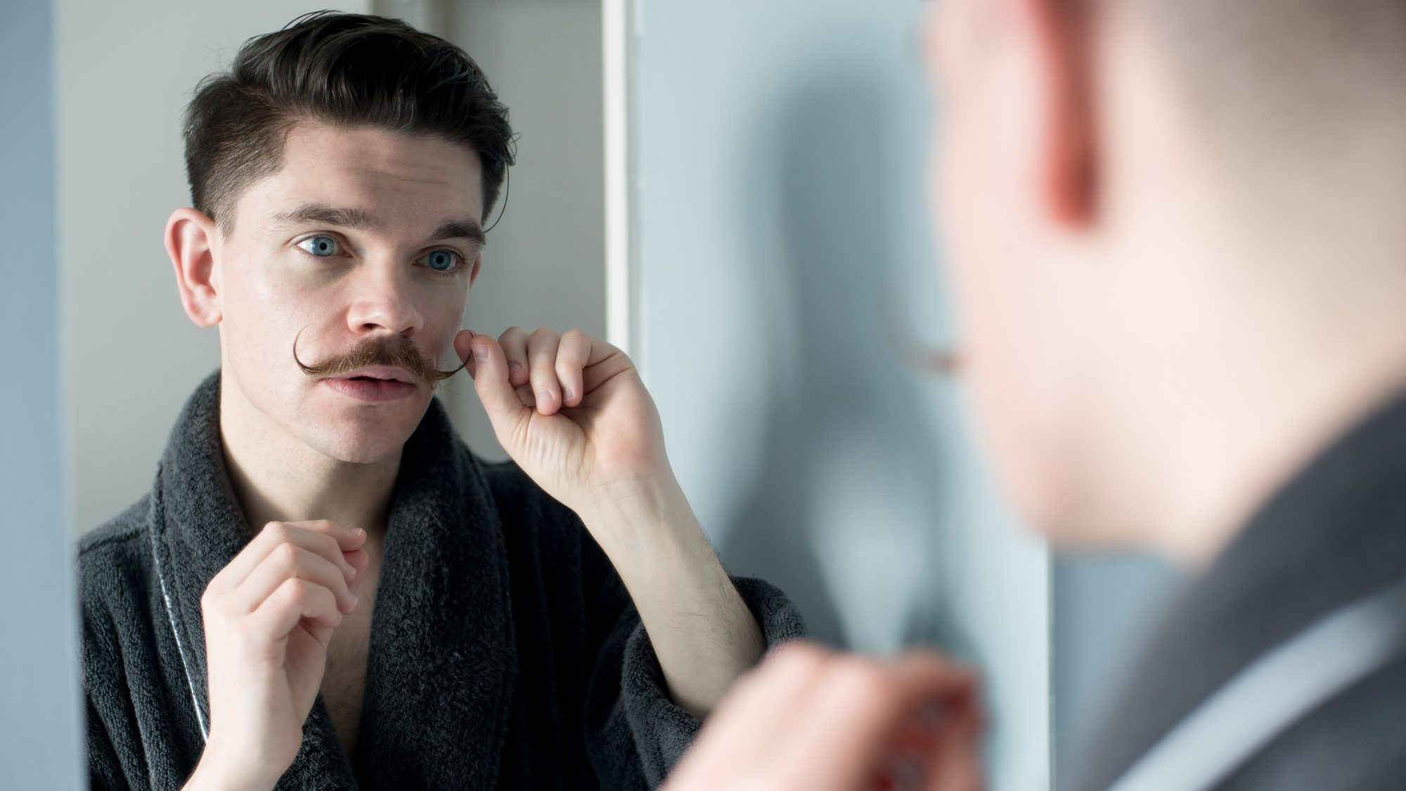 6 Steps To The Perfect Moustache