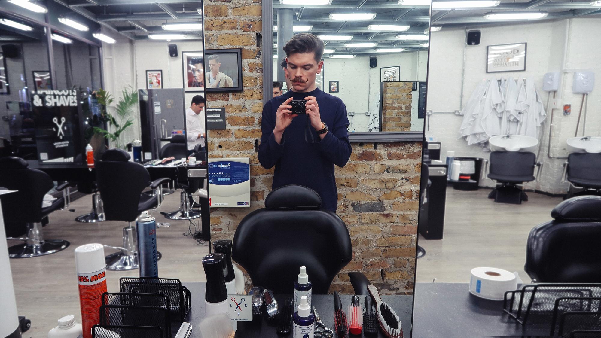 Barber Announcement