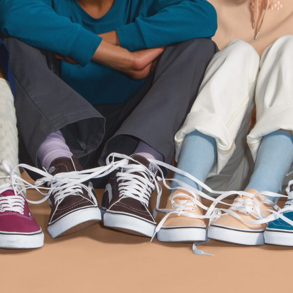 Vans Go Gender Neutral