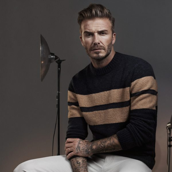 David Beckham's Personal Style