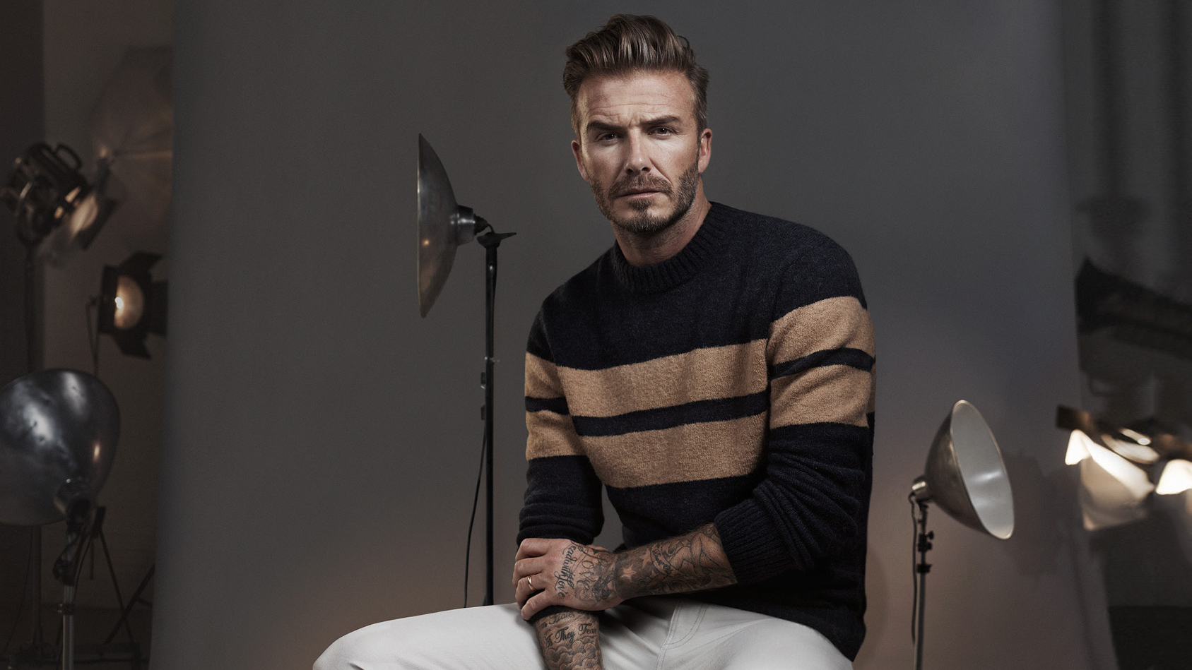 Steal His Style: Beckham